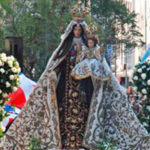procesion virgen del carmen