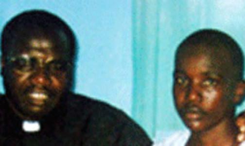 seminarista secuestrado en uganda esteban