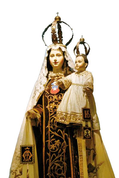 rezar el rosario un rosario por chile http://unrosarioporchile.cl rezar el rosario, el rosario, rosario por chile, virgen del carmen
