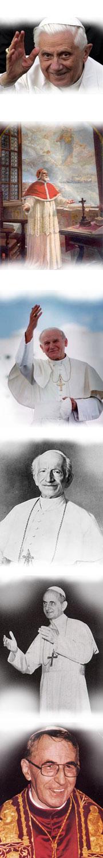 frases de los papas sobre el rosario