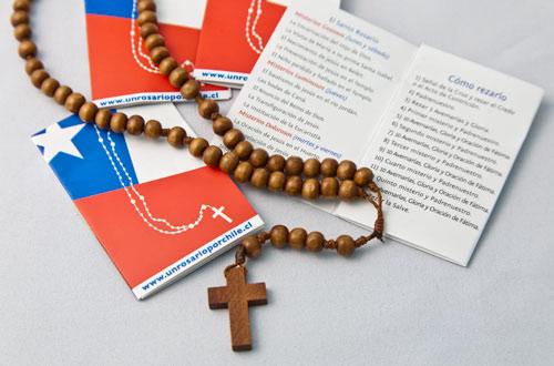 rosario de la carcel de un rosario por chile