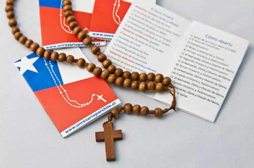 un rosario por chile taller de rosarios