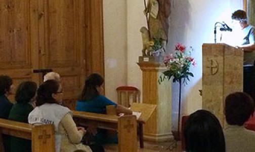 capilla de guanaqueros un rosario por chile http://unrosarioporchile.cl Un Rosario por Chile