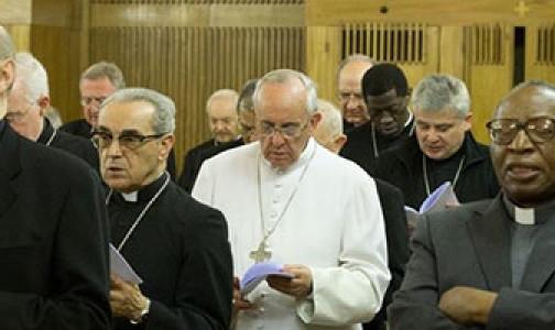 papa francisco rezando un rosario por chile http://unrosarioporchile.cl