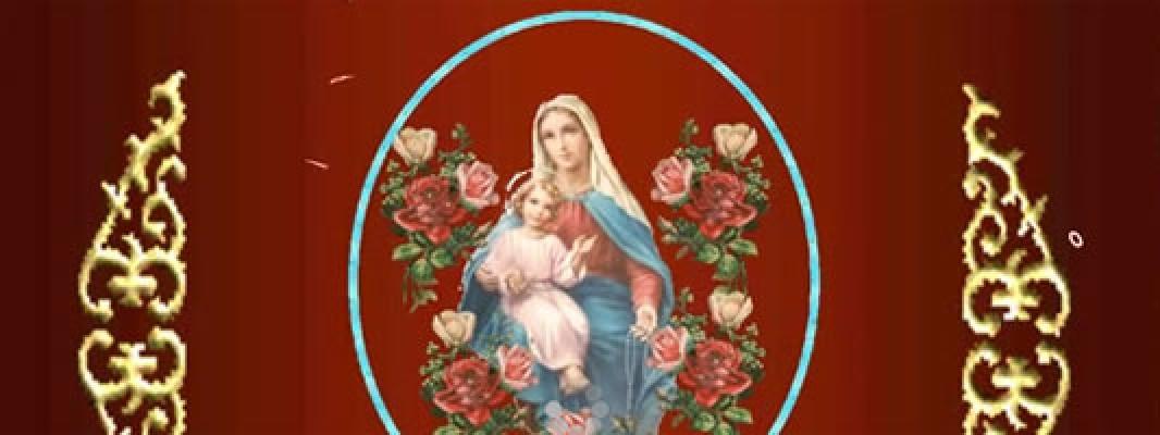 rezar el rosario un rosario por chile
