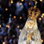 virgen de fatima y el rosario un rosario por chile