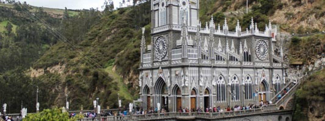 La Maravillosa Historia de Nuestra Señora de las Lajas, Colombia