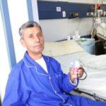 un rosario por chile visita hospital de los angeles
