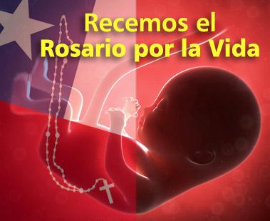 rosario por la vida