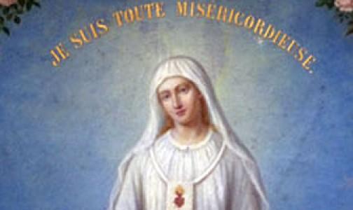 Pellevoisin, la aparición en que la Virgen exorciza al demonio