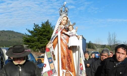 """Vicente Camus, """"guardián"""" de la Virgen del Carmen Misionera: """"Ella convoca a orar para defender la Vida"""""""