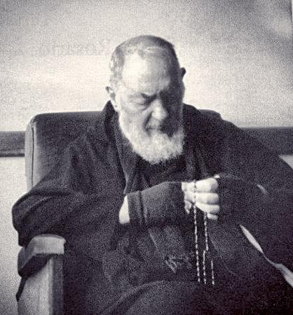 padre pío rosario