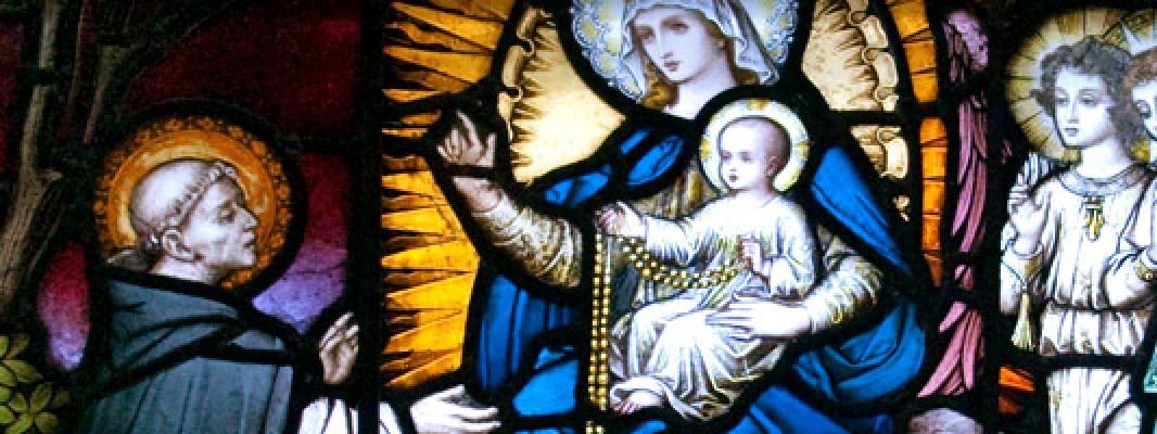 El Santo Rosario: su origen e historia