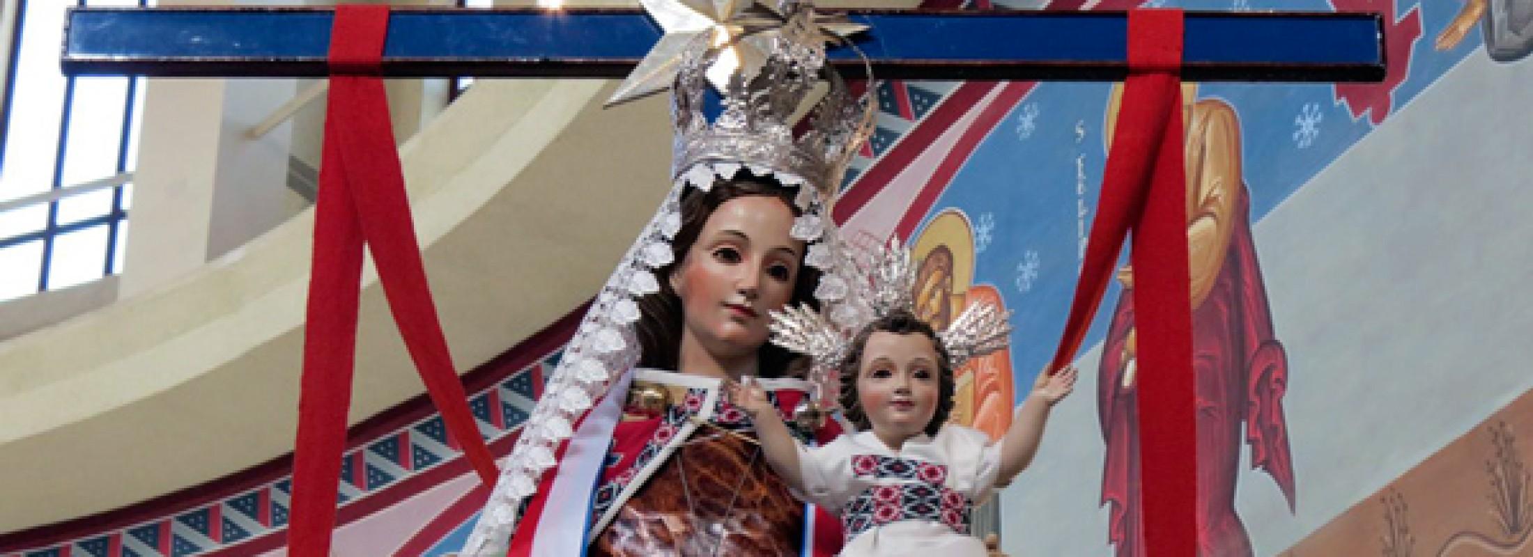 Obispo de Iquique relata el paso de la Virgen del Carmen Misionera por su diócesis