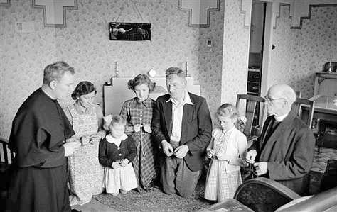 rosario en familia padre peyton
