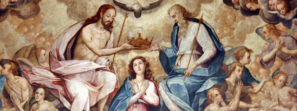 Virgen coronación