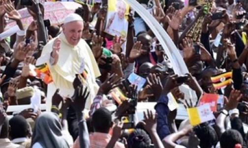 papa francisco uganda