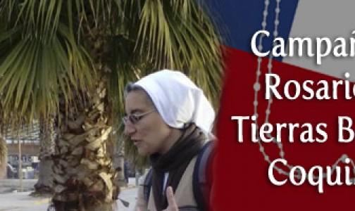 El Santo Rosario, Bálsamo para el Dolor en región de Coquimbo