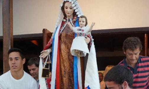Últimos días de la peregrinación de la Virgen del Carmen Misionera