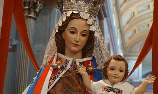 Culmina Peregrinación de la Virgen del Carmen Misionera