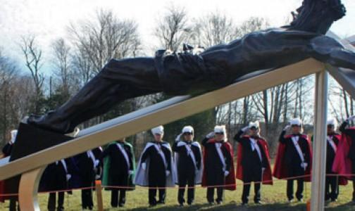 El Rosario más grande del mundo se construye en Canadá