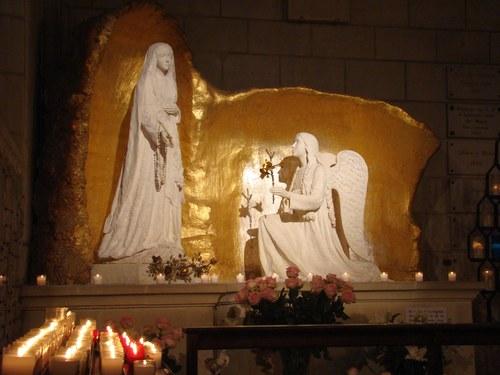 jacqueline aubry altar aparición