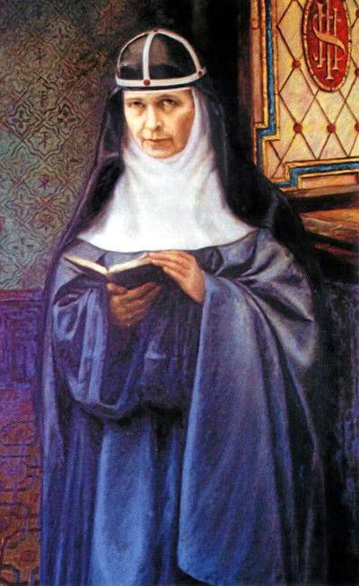 santa elizabeth hesselblad