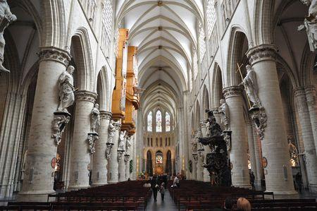 sta gudula catedral