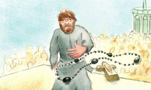 San John Ogilvie: el golpe del Rosario fue el golpe de la Gracia