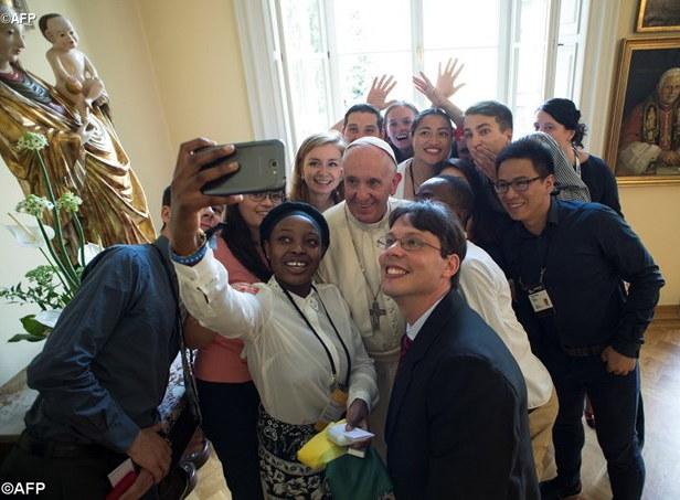 papa francisco cracovia