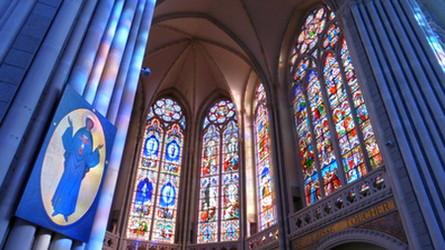 vitrales de pontmain