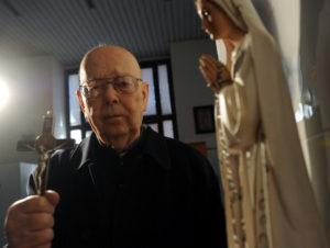 Padre Amorth rosario