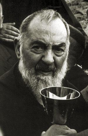 Padre Pio mirada