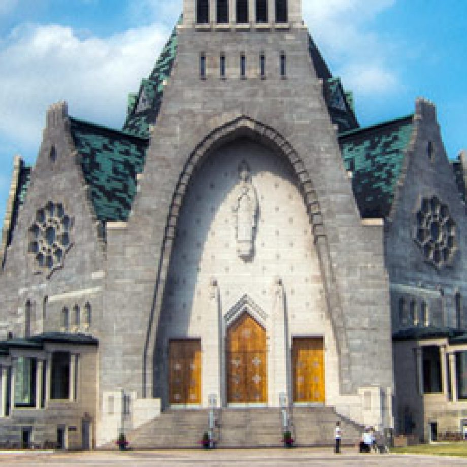 Nuestra Señora del Cabo, milagroso Santuario del Rosario en Canadá
