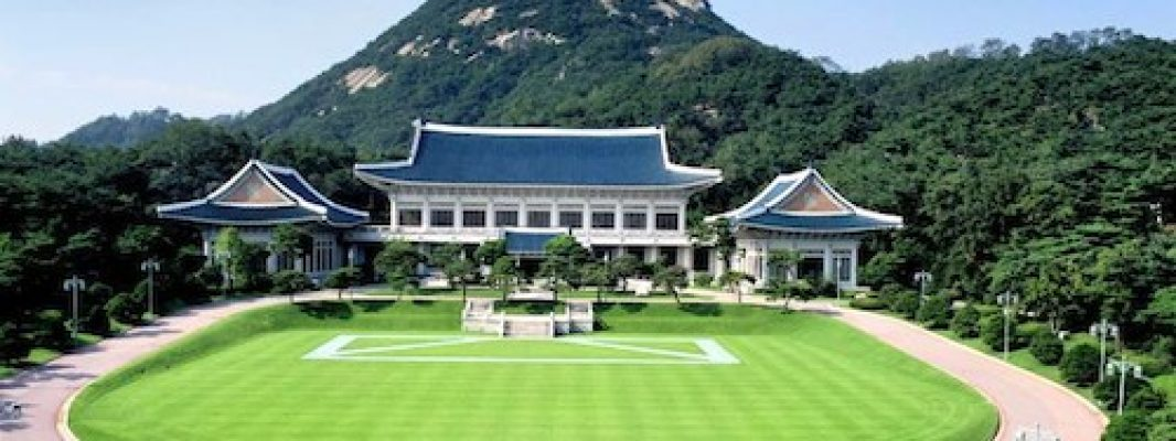 El presidente surcoreano, devoto del Rosario, hizo bendecir su nueva residencia el día de Fátima