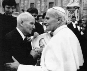 canonizacion maximiliano kolbe