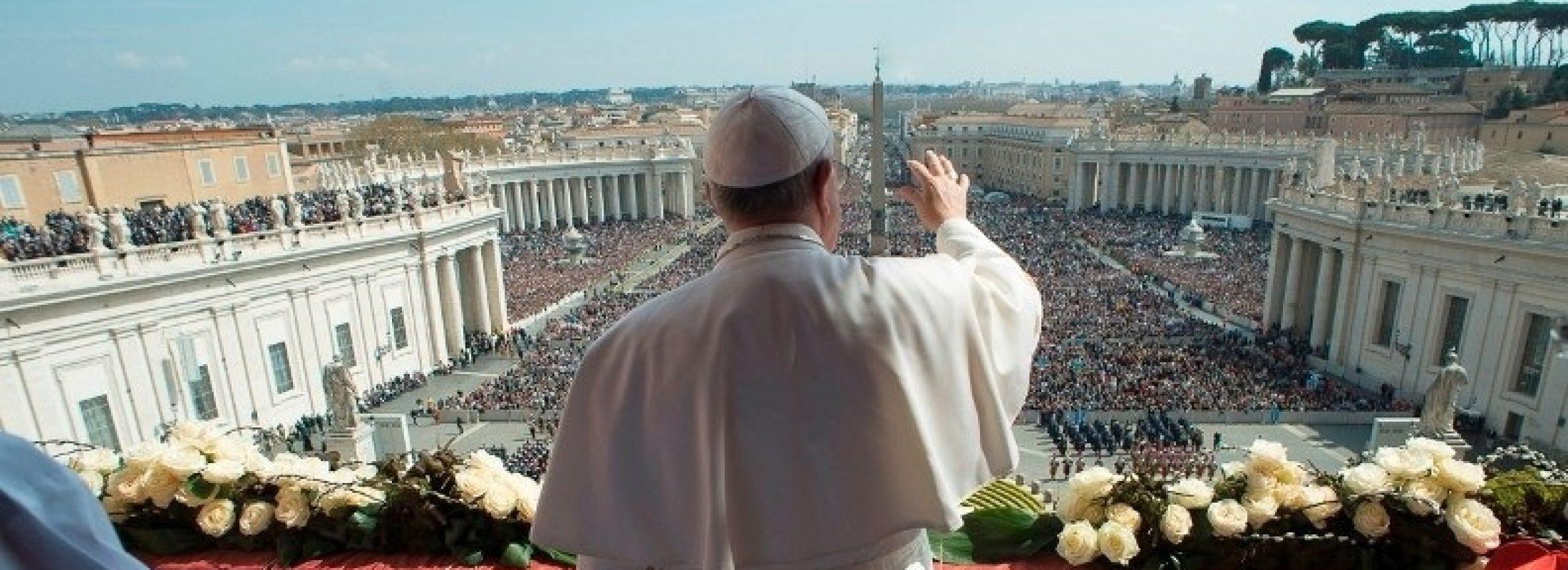 urbi et orbi 2017 papa francisco