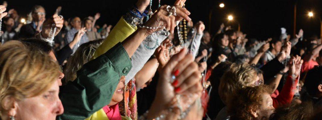 Rosario por la familia reunirá a miles de fieles en playa de Uruguay