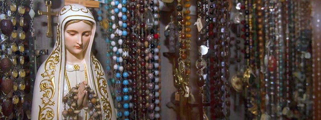 El museo con más rosarios en el mundo