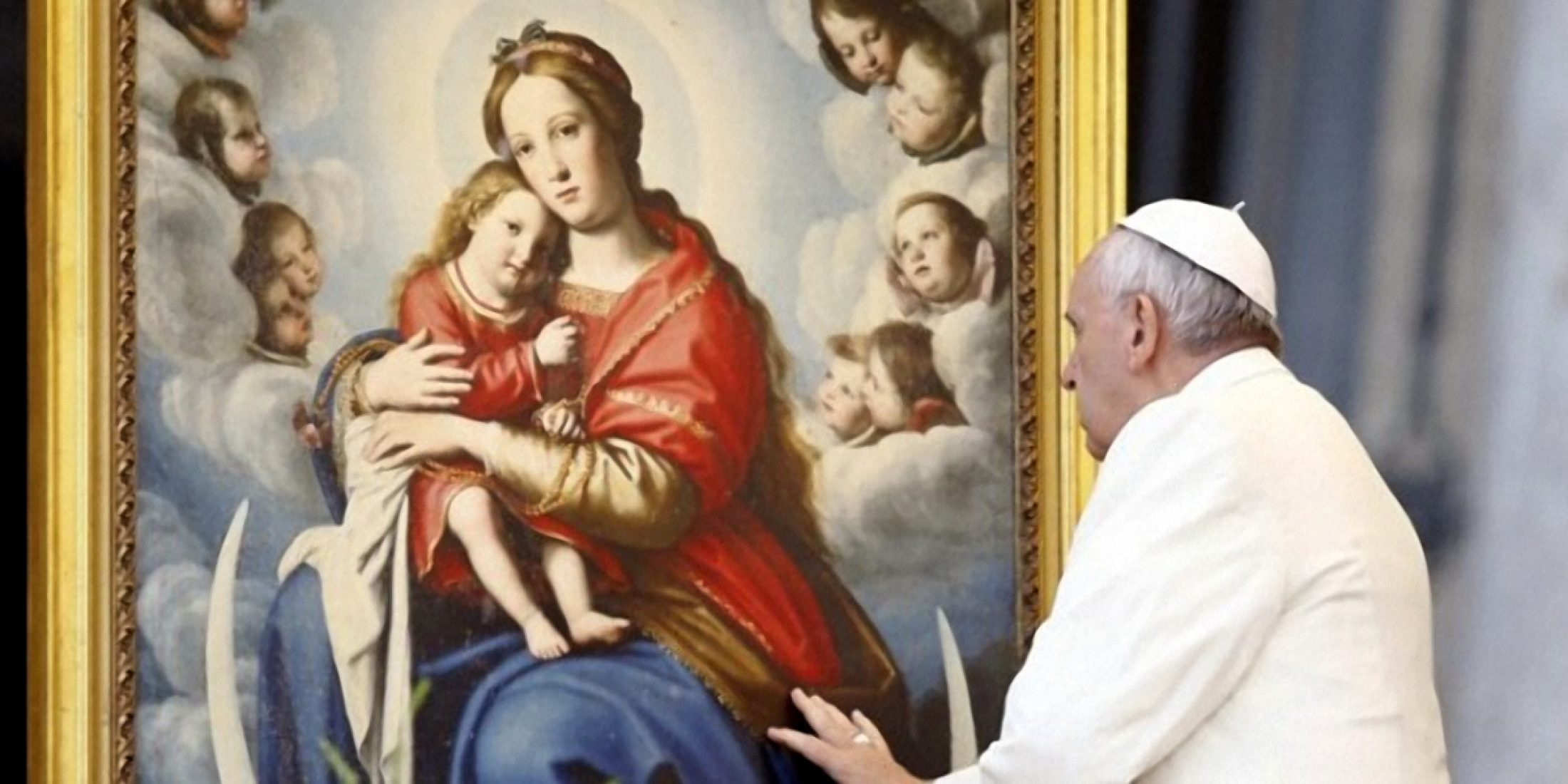 Papa Francisco establece la fiesta de «María, Madre de la Iglesia»