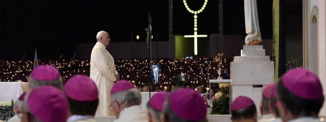 El Papa abrirá el Mes de María europeo (Mayo) rezando el Rosario