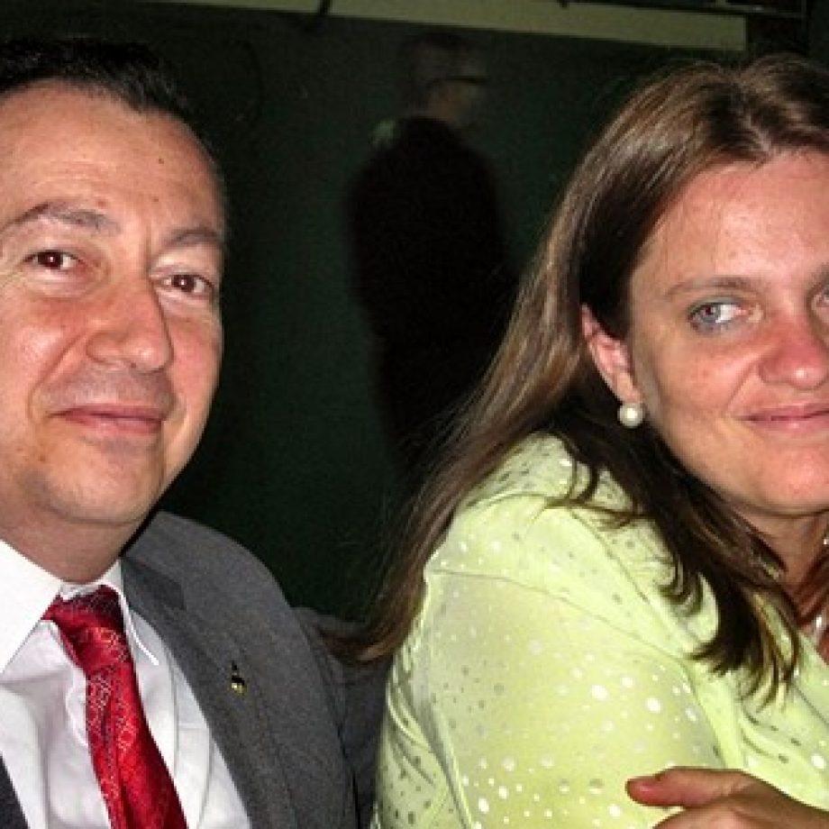 Conmovedor testimonio del Rosario en premios CariFilii