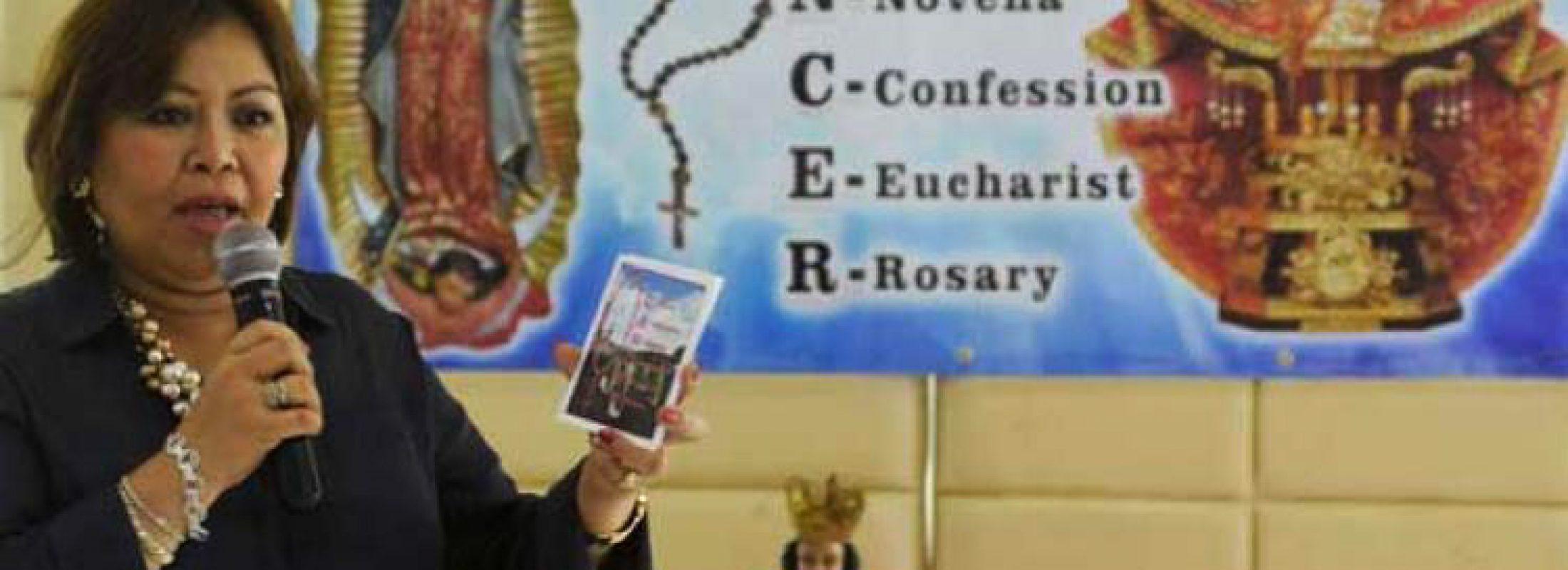"""""""Antes yo no creía en el Rosario"""": la historia de Cecille Paschner"""