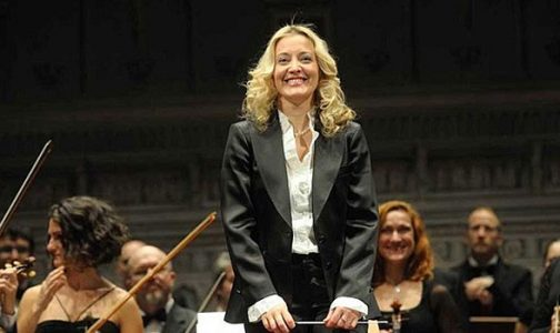Damiana Natali, la directora de orquesta que la Virgen rescató de la muerte