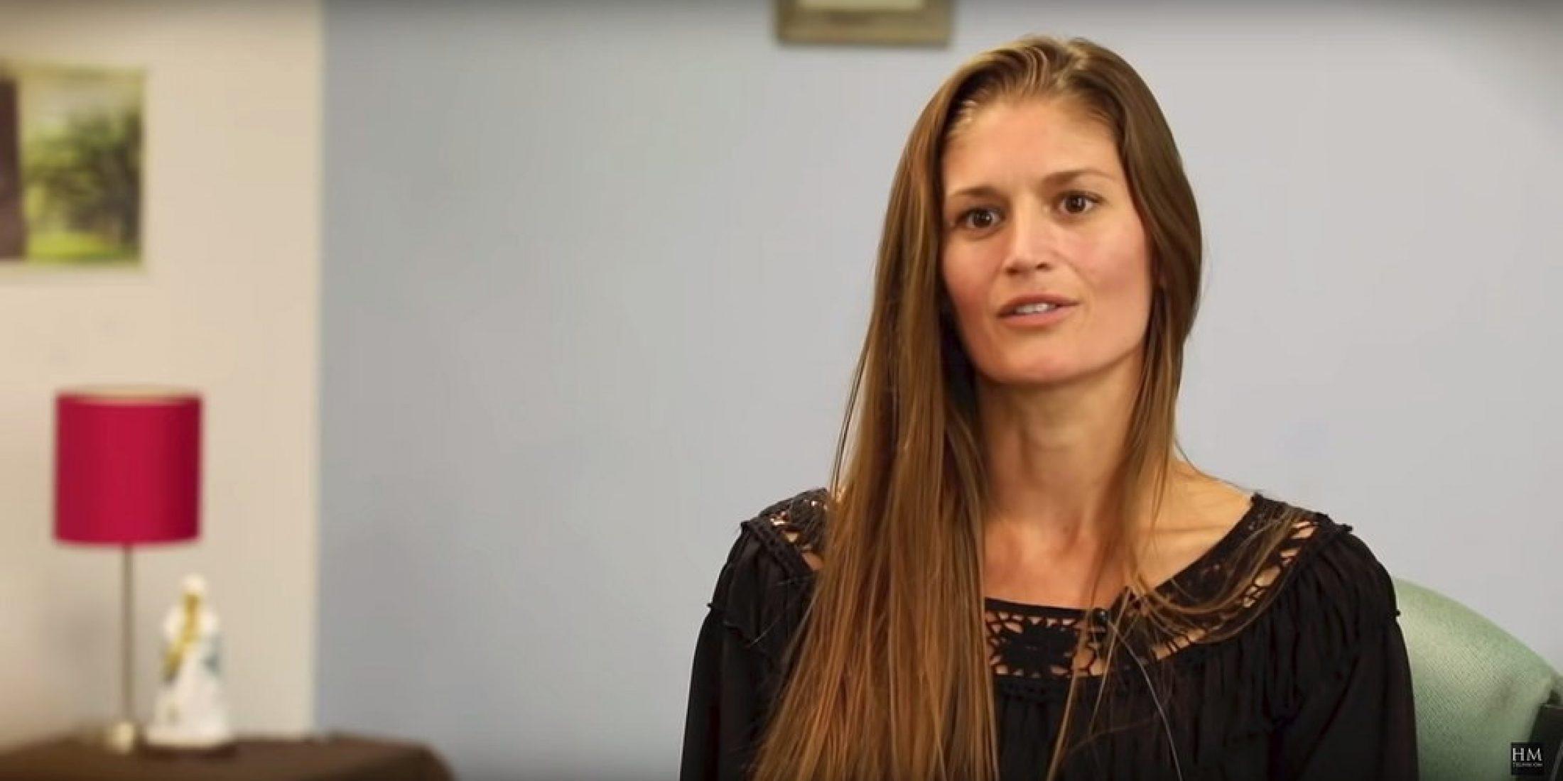 [VIDEO] María, modelo para toda mujer: testimonio de Michelle López