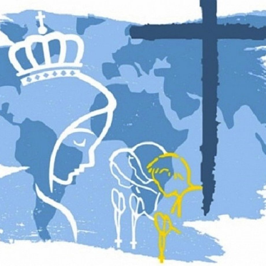 """Convocan un Rosario mundial por la paz: """"De Fátima para el mundo"""""""