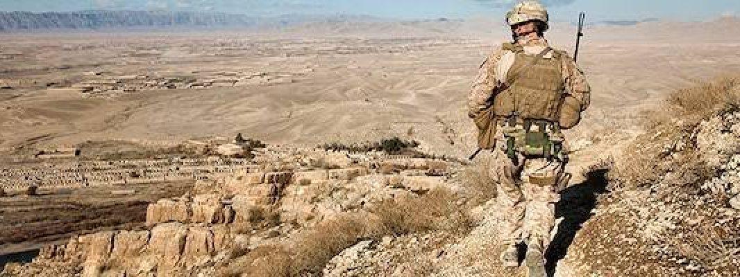 Marine veterano de Afganistán explica por qué el Rosario es la mejor arma para nuestra época