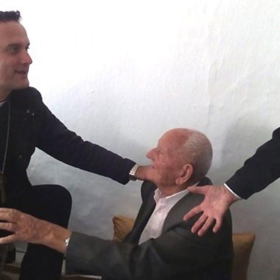 Obispo conmovido por el testimonio de un sobreviviente del comunismo: «El rosario me salvó»