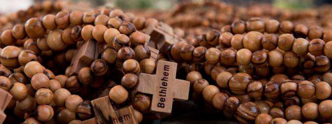 Los cristianos de Belén enviaron 1 millón de rosarios a la JMJ de Panamá