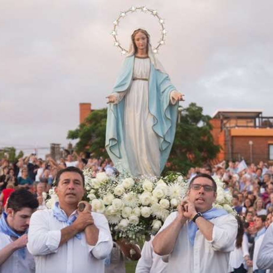 En Uruguay, miles participarán en el Gran Rosario de Bendiciones para las Familias